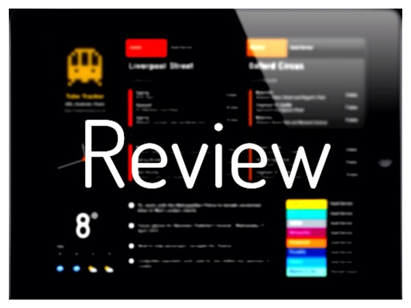 london tube apps review